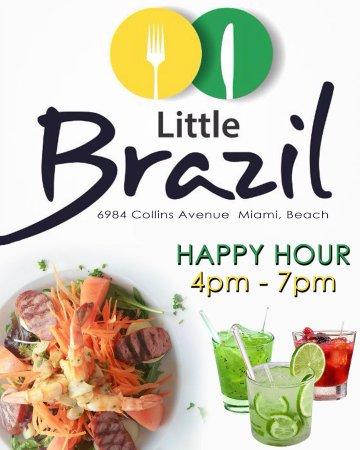 Little Brazil : Happy Hour