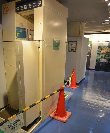 Omaezaki, Japón: これならきっと安全だ・・・?