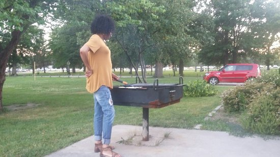 Marshalltown, IA: Riverview Park Campground