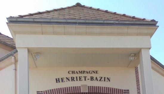 Champagne D. Henriet-Bazin