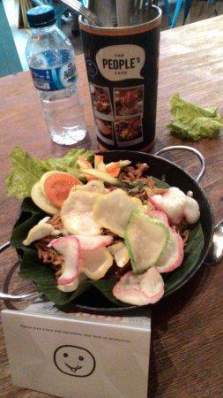 Mie Goreng Sederhana Picture Of The People S Cafe Kota Kasablanka Jakarta Tripadvisor