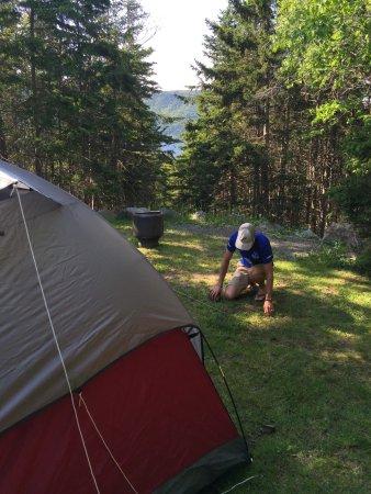 Englishtown Ridge Campground