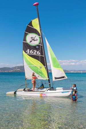 Spin Out France: Catamarans
