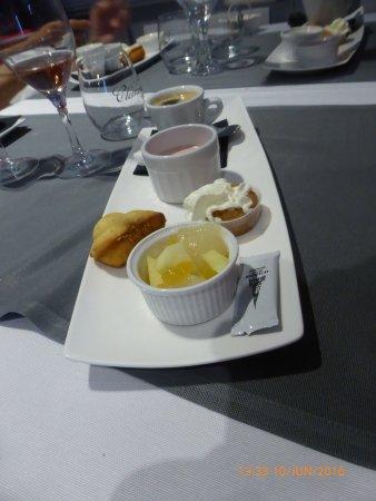 Le Clocher : CAFÉ GOURMANT