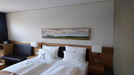 Atlantic Hotel: Zimmer 716