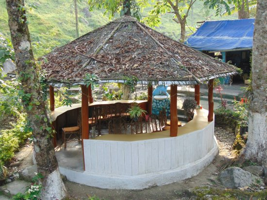 Jhalong, อินเดีย: This is the dining place for all visitors in Jhallong river camp
