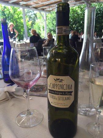 Settignano, Italy: Ottimo vino!!!