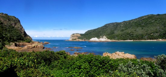 Unbeatable view of the Knysna Heads