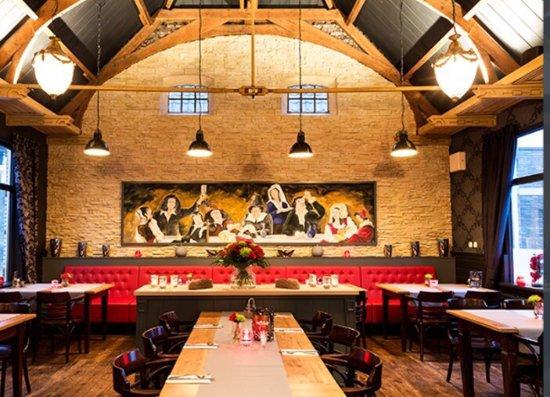 Havelte, Países Bajos: Café Restaurant 't Knooppunt