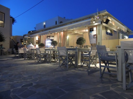 Hotel Mathios Village: Restaurant