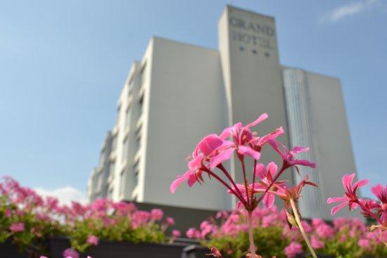 Grand Hotel : Extérieur
