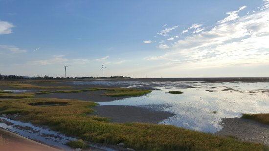 17 Kilometers Hsinchu Coast Scenic Area