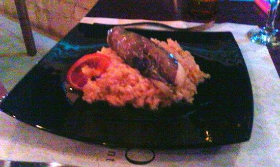 Kalypso Piano Restaurant: John Dory risotto