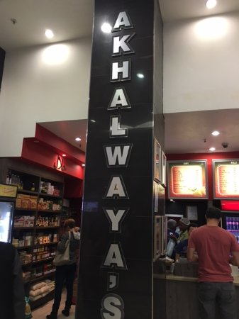 Akhalwaya's Food Zone