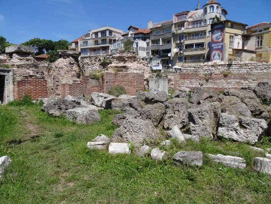 The Roman Baths of Odessos