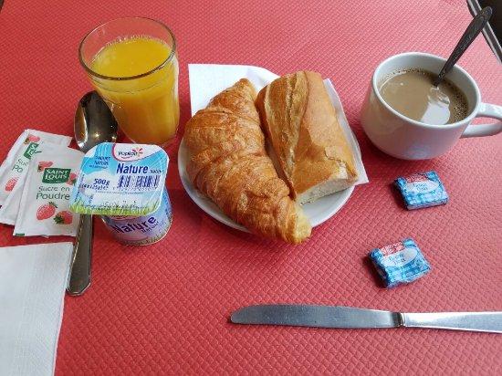 The Modern Hotel: Yummy breakfast!!