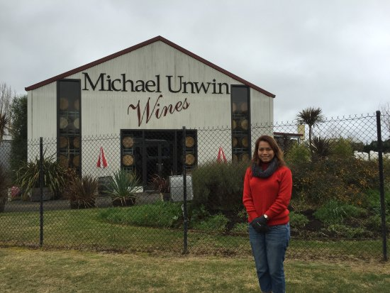 Michael Unwin Wines