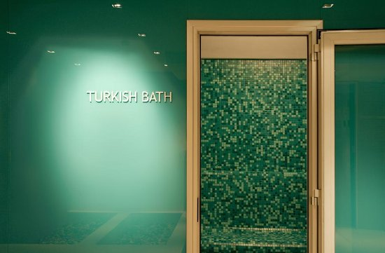 Atrium Hotel: Turkish bath