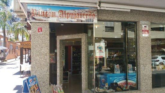 Rincón Alpujarreño Delicatessen