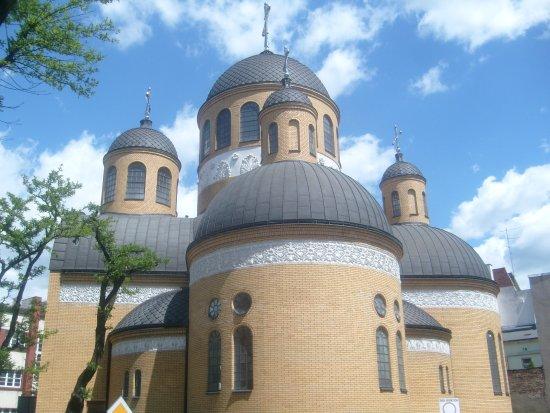 Cerkiew Ikony MB Częstochowskiej