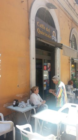 Bar Quirinale