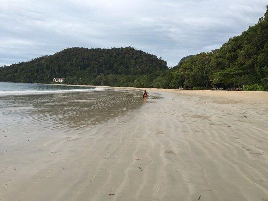 Beach Bar: Datai Bay
