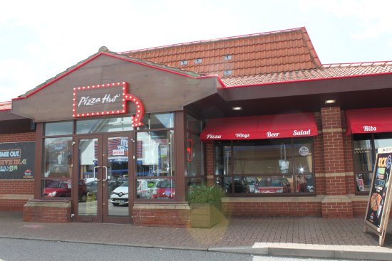 Pizza Hut Ipswich Retail Park Copdock Intg Menu Prices
