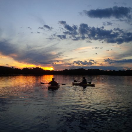 Norton, MA: Sunset Paddles