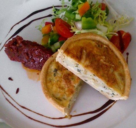 Fife Lodge Hotel: Cullen Skink Tart