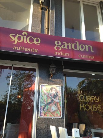 Spice Garden Indian Restaurant: Spice Garden