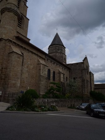 Eglise Collegiale Saint-Junien