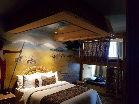 幻想世界酒店照片