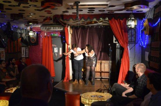 The Blue Man: Brighton Fringe