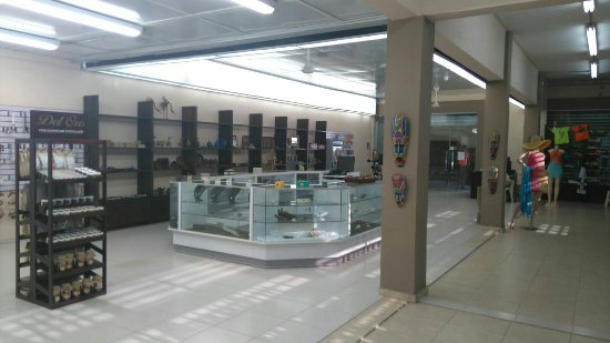 Cabarete, República Dominicana: Puerto plata City tours: the chocolate store