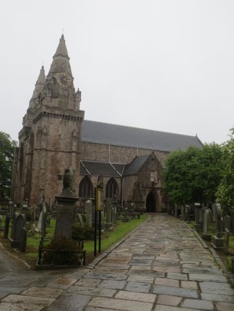 St Machar's Cathedral: St. Machar's Cathedral Aberdeen, Scotland