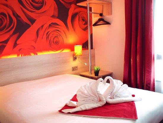 Hotel Inn Design Resto Novo Alencon