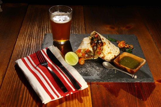 Agave Taco Bar : Burritos