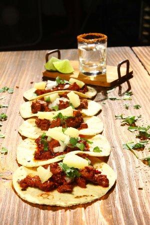 Agave Taco Bar : Tacos
