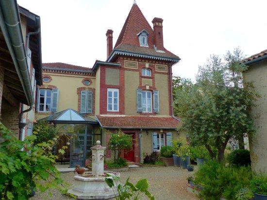 Chambre d'hotes Bastide du Cosset