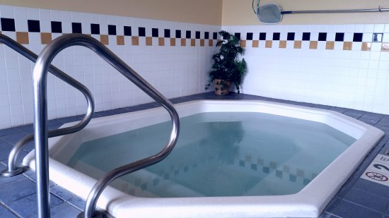 Comfort Inn: Enjoy the hot tub