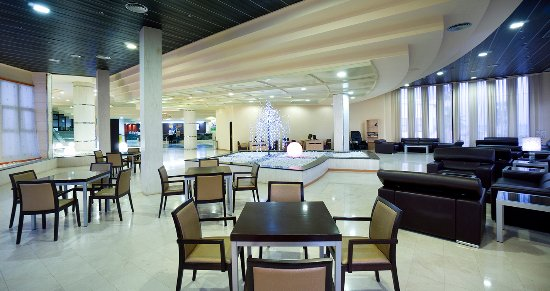 Marconfort Beach Club Hotel: Zonas comunes