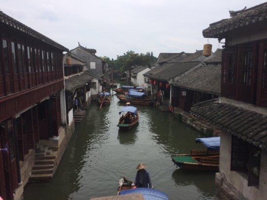 Zhouzhuang Boat