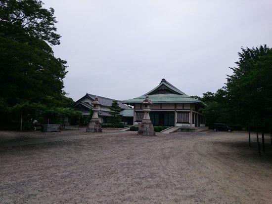 Akabane Betsuin Shinzen-ji Temple