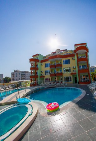 Fairies Palace, Hotel: Hotel: Apartments and Pools