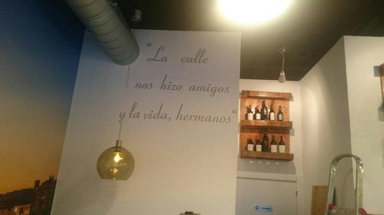 Rincon de la Victoria, Spanje: EN TEMPRANILLO....Trianeando!!