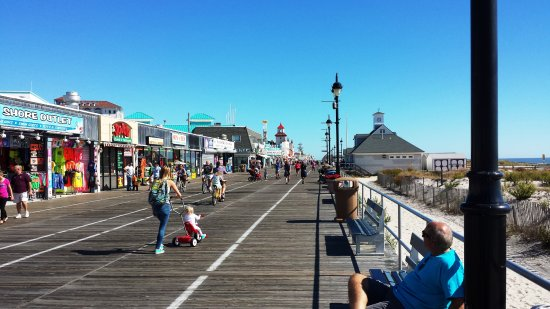 ‪Ocean City Boardwalk‬