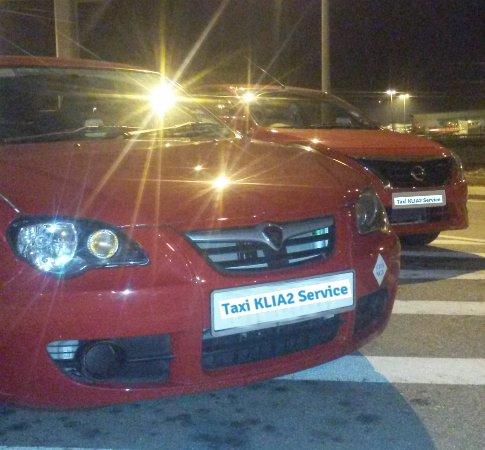 Taxi KLIA2 Service