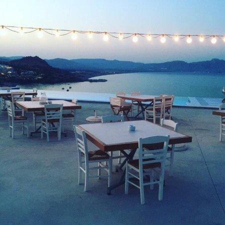 Αποτέλεσμα εικόνας για ktimas lindos restaurant
