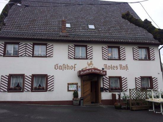 Hotel-Gasthof Rotes Roß: Frente