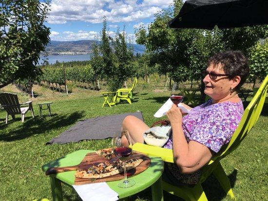 JoieFarm Winery: Joie Farm Lunch